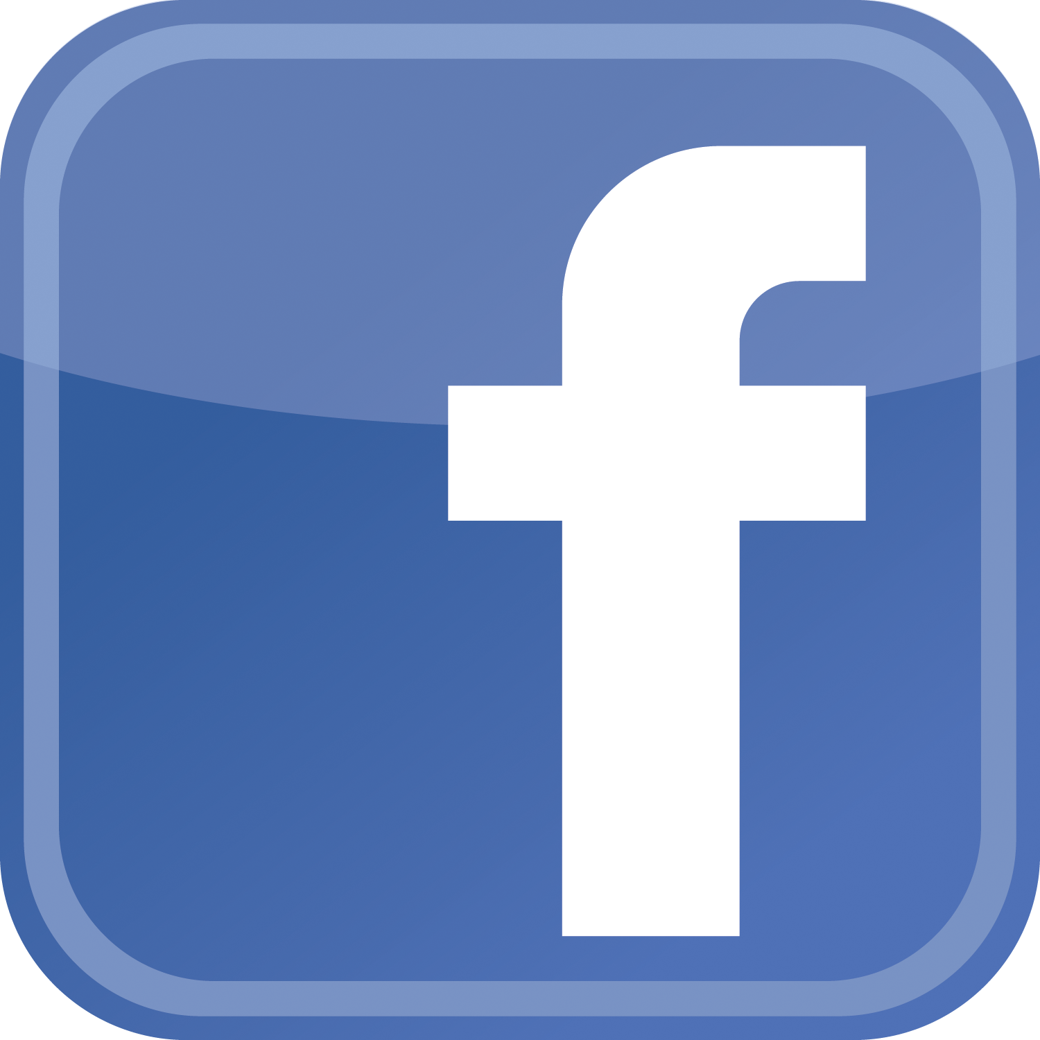 transparent facebook logo icon